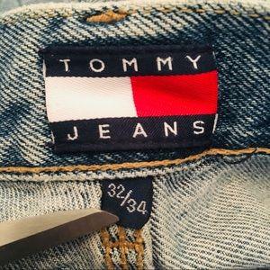 Vintage 90s Tommy Hilfiger Size 32/34 Carpenter